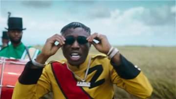 Video: Zlatan - Lagos Anthem