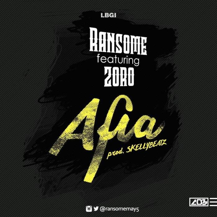 Ransome - Afia (feat. Zoro)