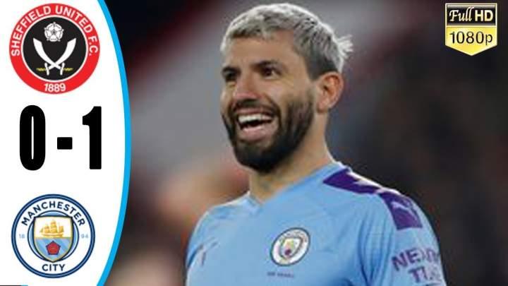 Sheffield Utd 0 - 1 Manchester City (Jan-21-2020) Premier League Highlights