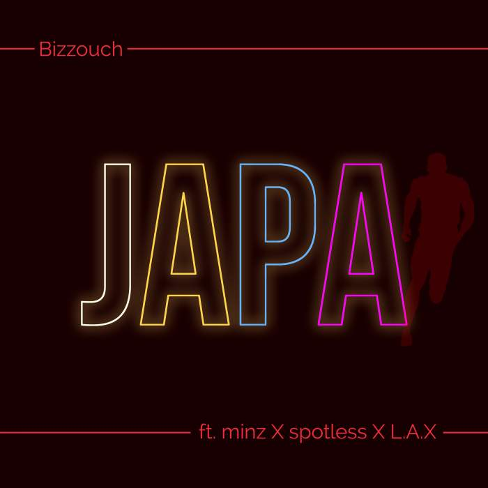 Bizzouch - Japa (feat. Minz, L.A.X & Spotless)