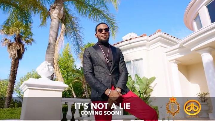 D'banj - It's Not A Lie (feat. Wande Coal & Harrysong) [Teaser]
