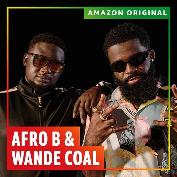Afro B - Amina (Remix) (feat. Wande Coal & Team Salut)
