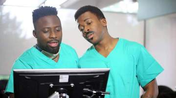Comedy Skit: Twyse Ereme & KlintonCod - The Surgeons