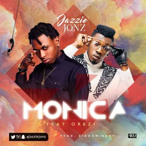 Jazzie Jonz - Monica (feat. Orezi)