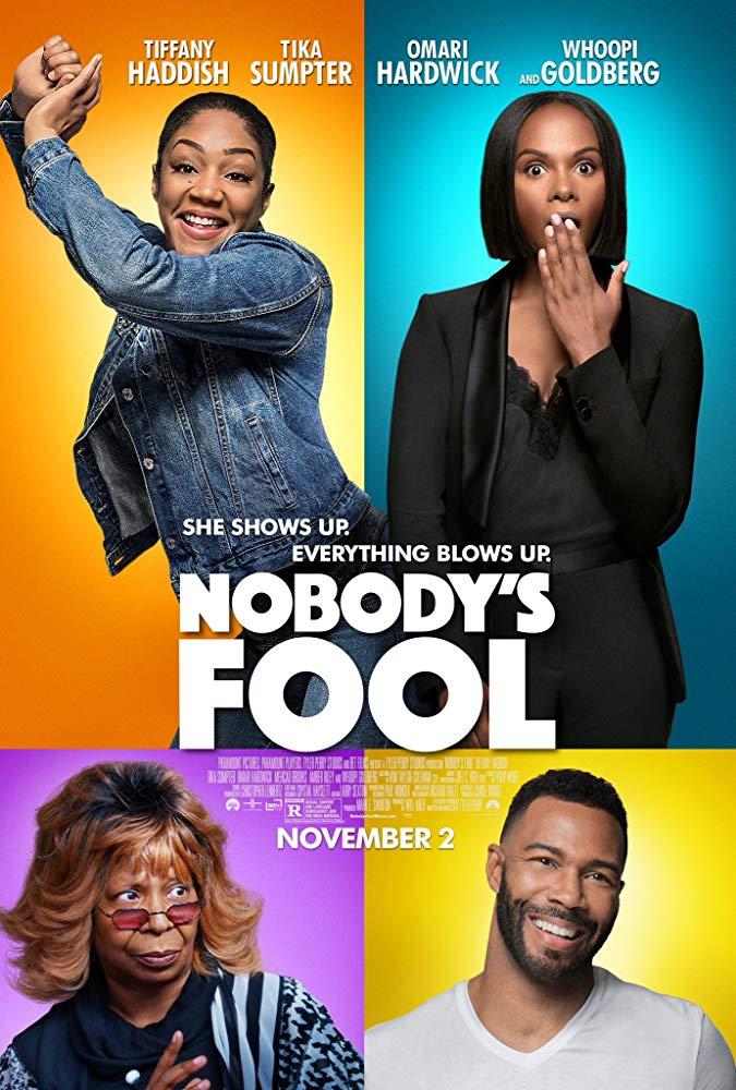 FRESH MOVIE :Nobody's Fool (2018)