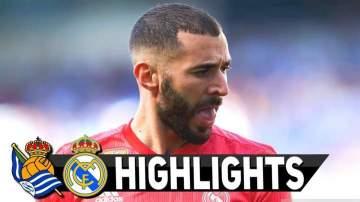 Video: Real Sociedad 1 - 3 Real Madrid (12-MAY-2019) La Liga Highlights