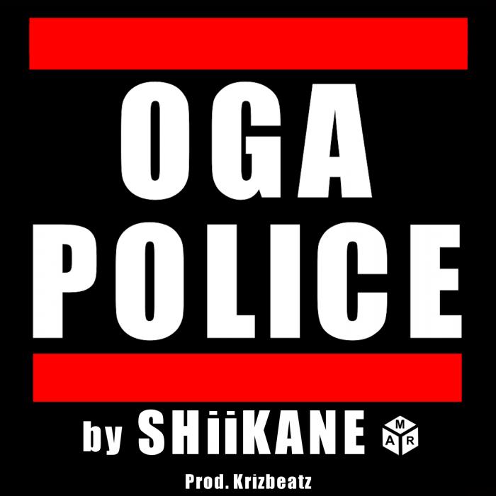 Shiikane - Oga Police