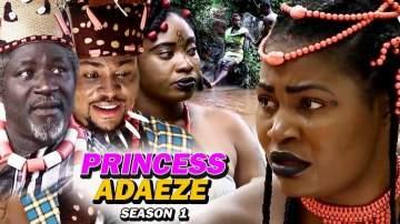 Nollywood Movie: Princess Adaeze (2019)  (Parts 1, 2 & 3)