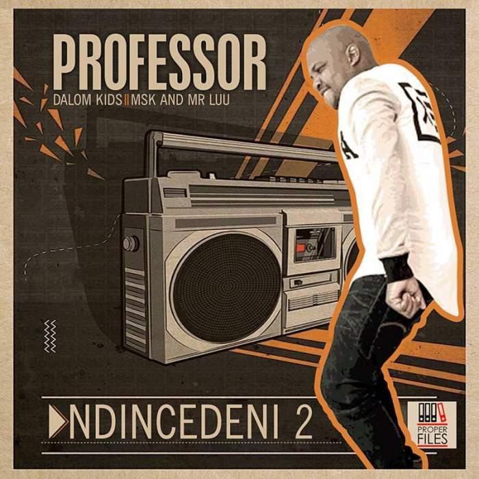 Professor - Ndincedeni 2 (feat. Dalom Kids, MSK & Mr Luu)