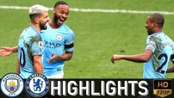 Video: Manchester City 6 - 0 Chelsea (Feb-10-2019) Premier League Highlights