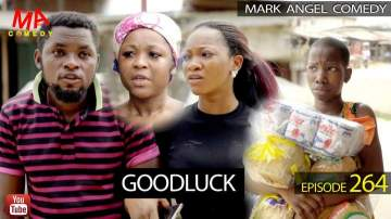 Comedy Skit: Mark Angel Comedy - Episode 264 (Good Luck)