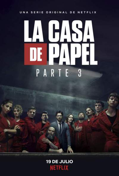 Series Download: Money Heist (Complete Season 3)