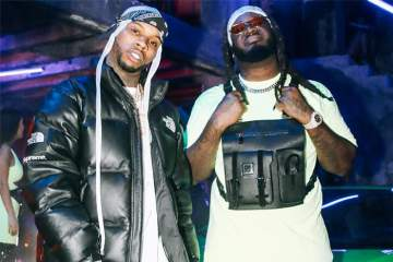 Video: T-Pain - Getcha Roll On (feat. Tory Lanez)