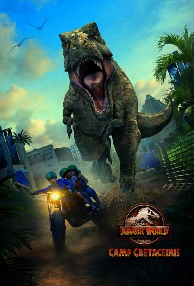 Season Download: Jurassic World: Camp Cretaceous (Complete Season 2)