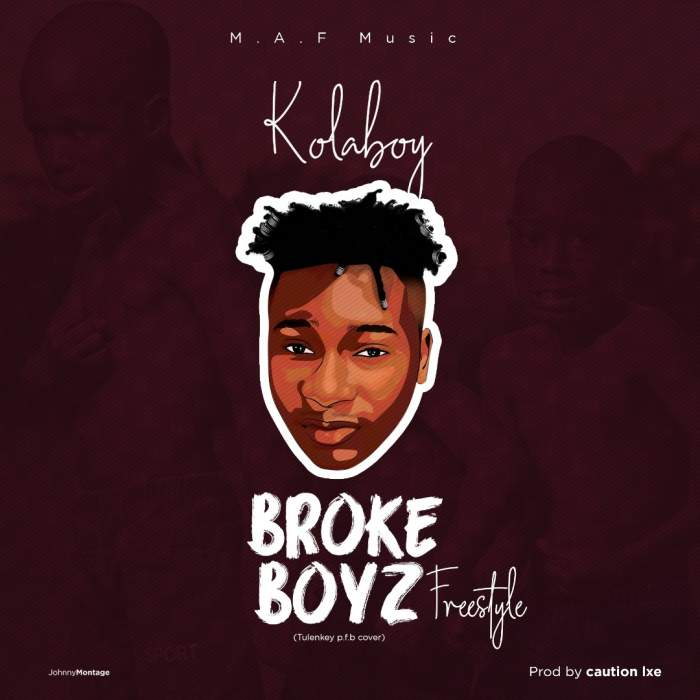 Kolaboy - Broke Boy