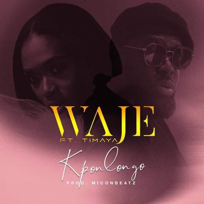 Waje - Kpolongo (feat. Timaya)