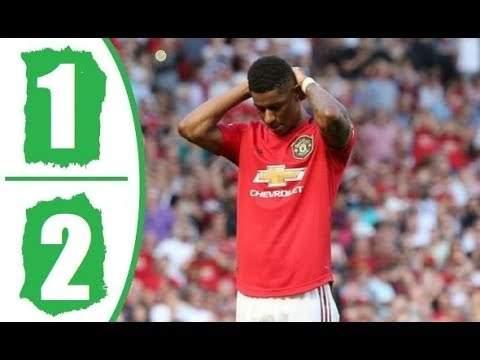 Man United 1 - 2 Crystal Palace (Aug-24-2019) Premier League Highlights