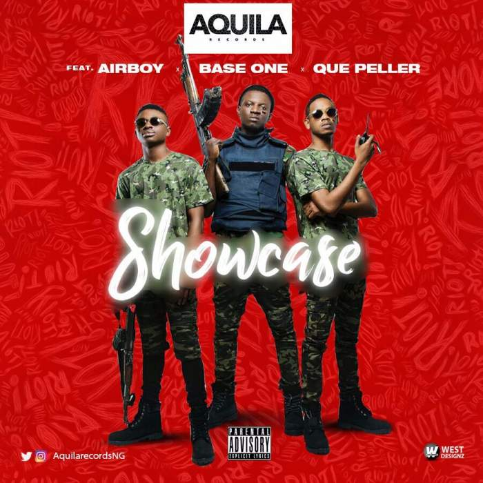 Aquila Records - Showcase (feat. Que Peller, Base One & AirBoy)