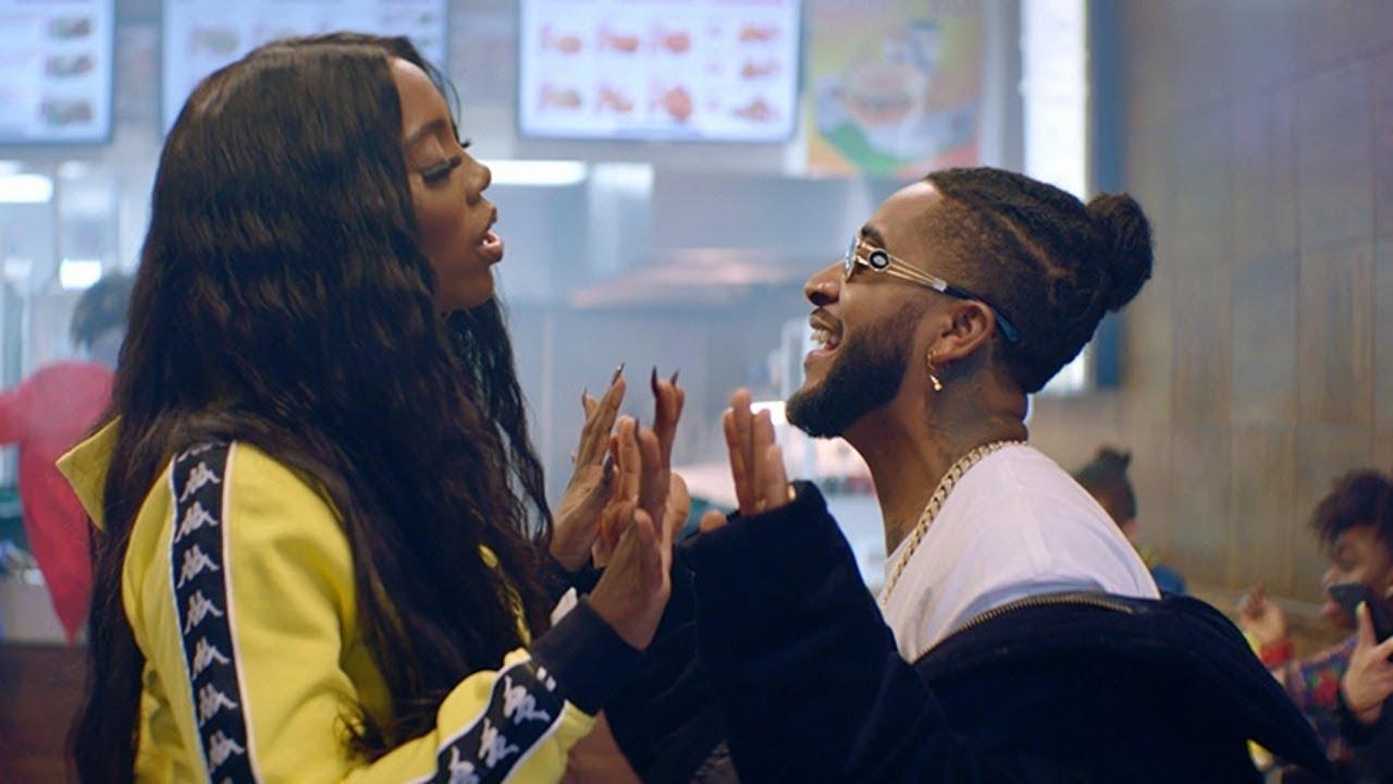Tiwa Savage - Get It Now (Remix) (feat. Omarion)