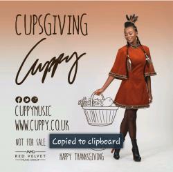 DJ Cuppy - CupsGiving Mix