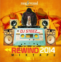 DJ Steez - Rewind 2014 Mixtape (Vol. 1)
