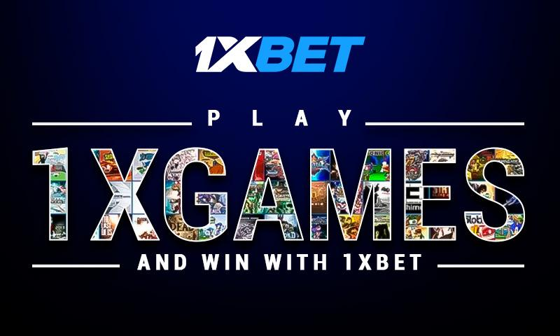 1xGames Brings Unique Gaming Fun to Online Betting