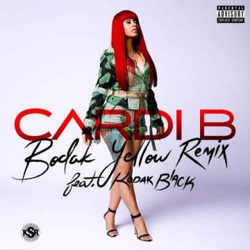Music: Cardi B - Bodak Yellow (Remix) (feat. Kodak Black) [Prod. by J White]