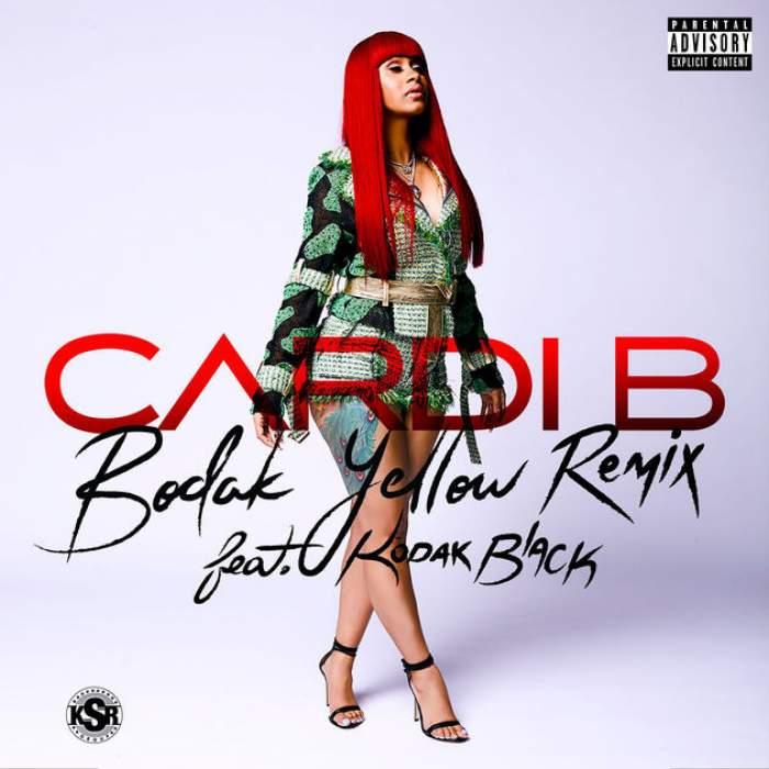Cardi B - Bodak Yellow (Remix) (feat. Kodak Black)