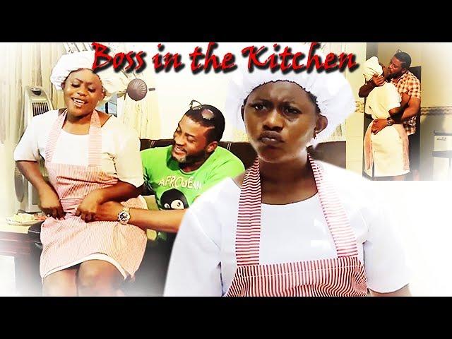 Boss in the Kitchen - [Starr. Nobery Asikhia & Gabriel Caessar]