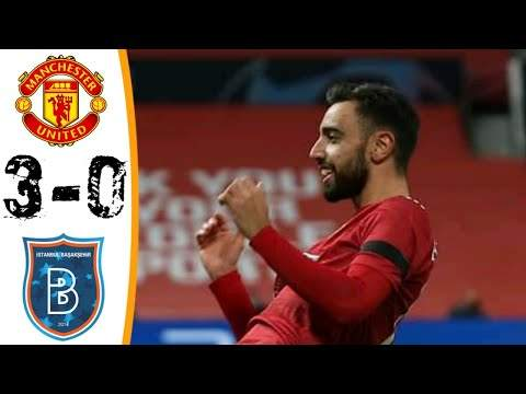 Manchester Utd 4 - 1 Basaksehir (Nov-24-2020) UEFA Champions League Highlights