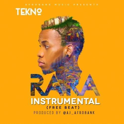 Tekno - Rara (Instrumentals)