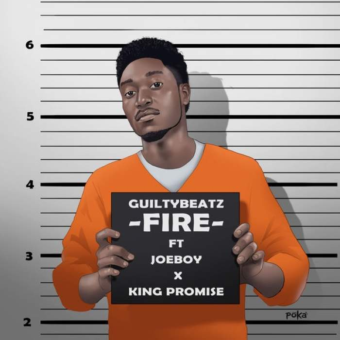 GuiltyBeatz - Fire (feat. King Promise & Joeboy)