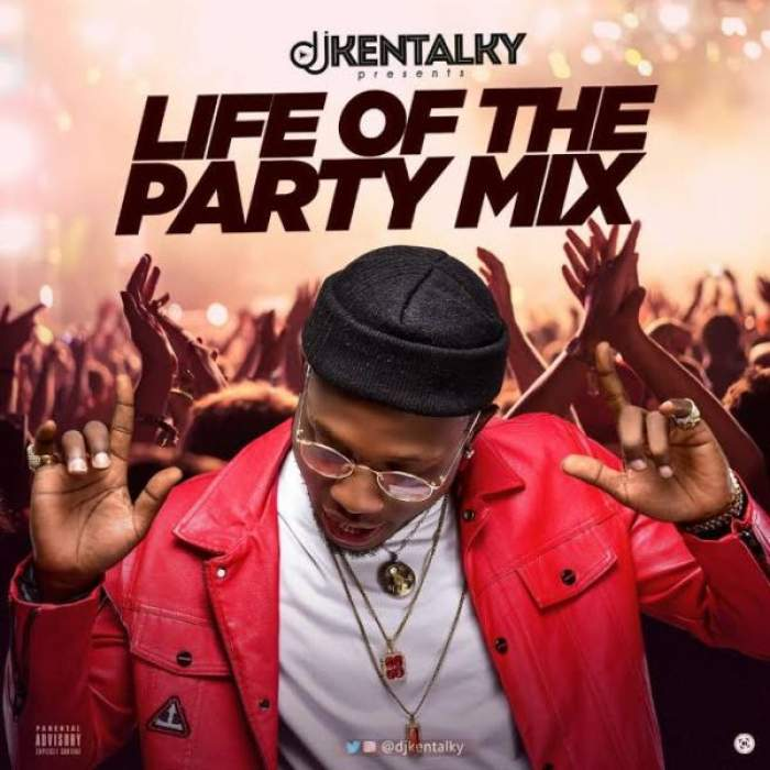 DJ Kentalky - Life of The Party Mix