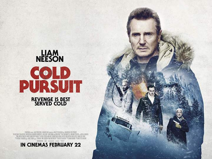 Cold Pursuit (2019) [HC-HDRip]