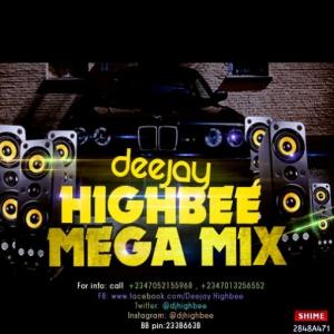 DJ HighBee - Mega Mix (Vol. 3)