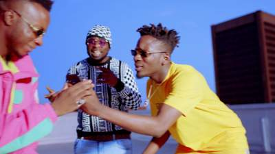 Video: DJ Kaywise & DJ Maphorisa - Alert (feat. Mr Eazi)
