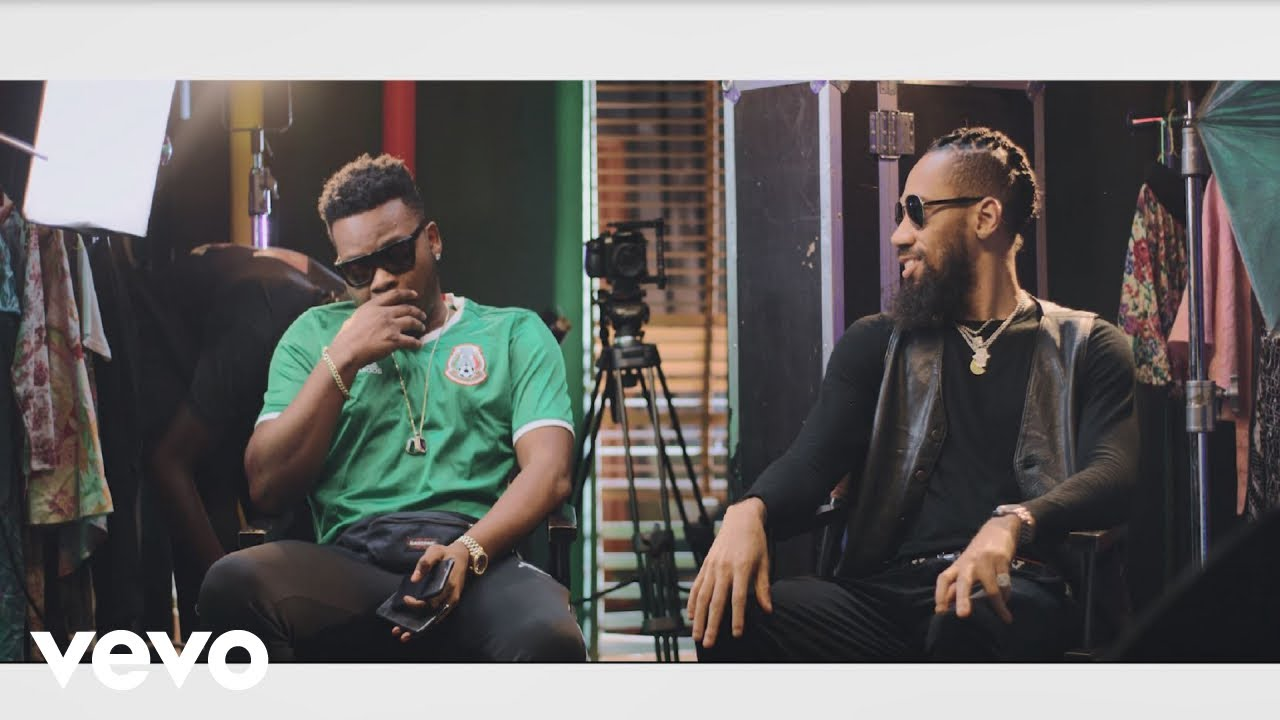 Phyno - Onyeoma (feat. Olamide)