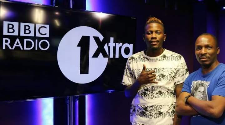 YCee & DJ Edu BBC Radio 1Xtra
