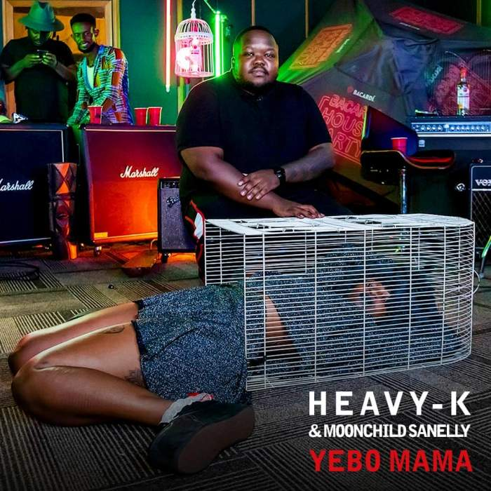 Heavy-K & Moonchild Sanelly - Yebo Mama