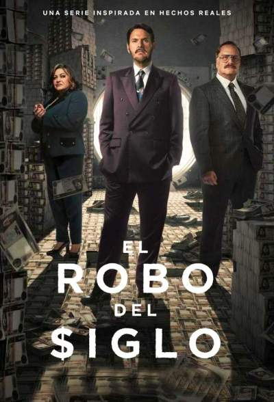 Series Download: The Great Heist (Complete Season 1) [Spanish]
