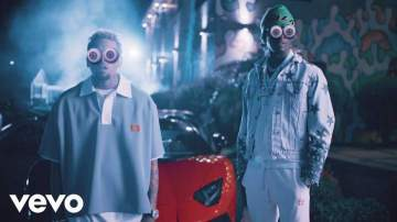Video: Chris Brown & Young Thug - Go Crazy