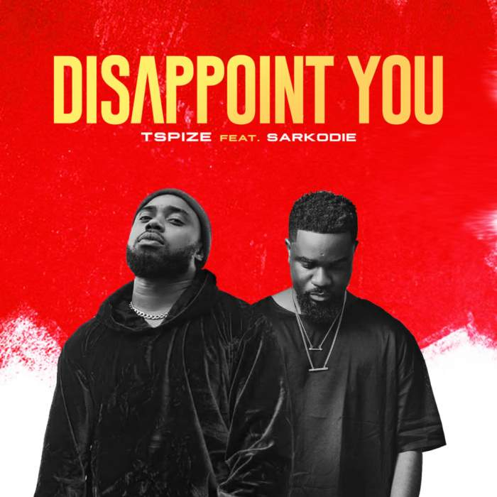 TSpize - Disappoint You (feat. Sarkodie)