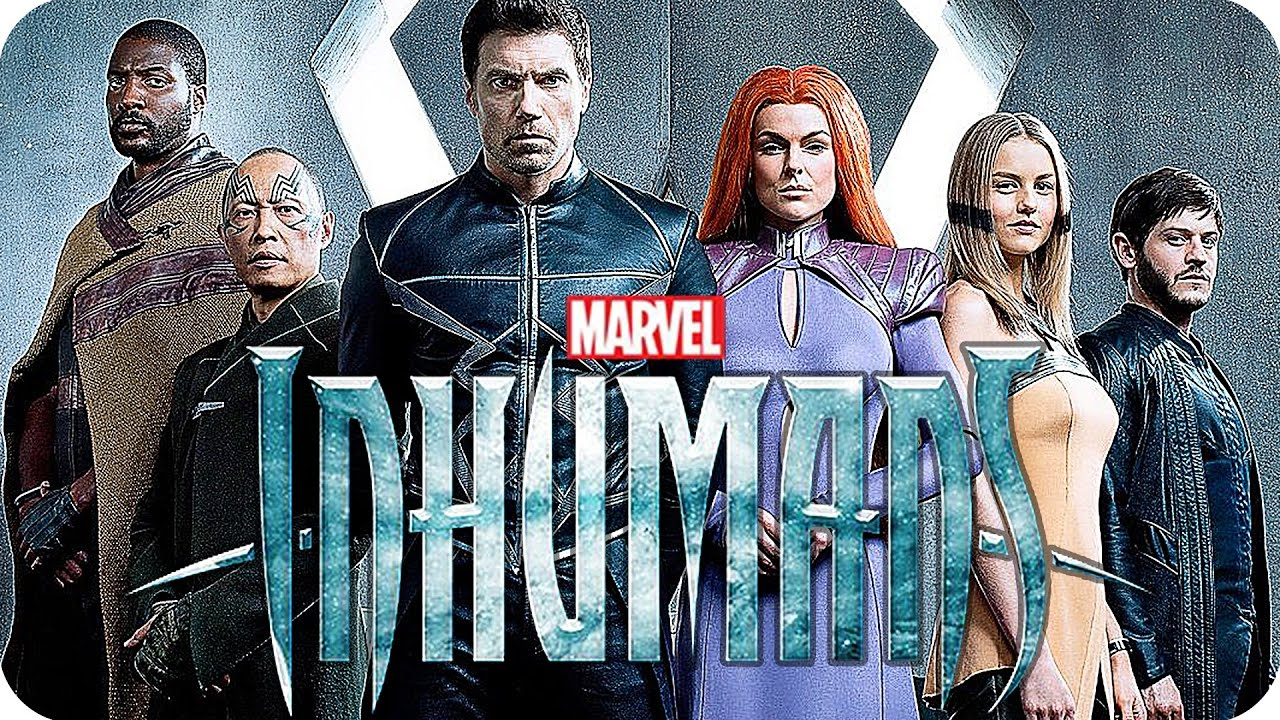 Behold... The Inhumans