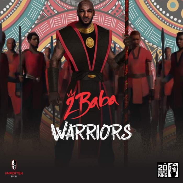 2Baba - If No Be You (feat. AJ)