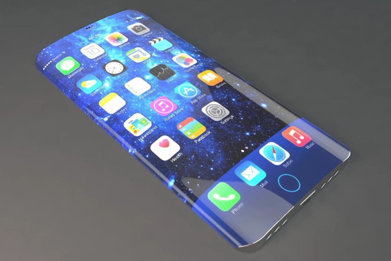 iPhone 8 to Have Curved Screen, Amoled Display - SEE DETAILS