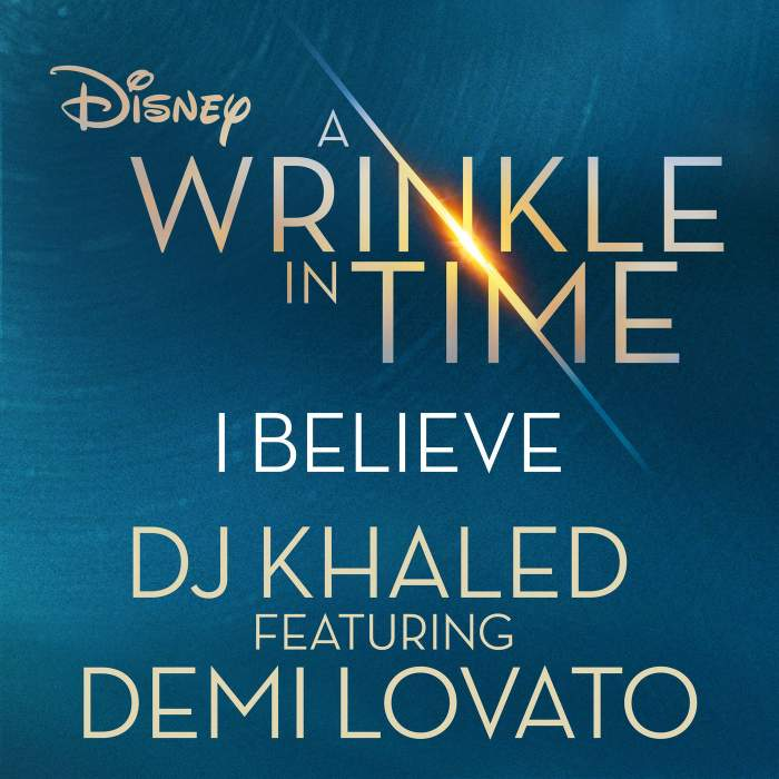 DJ Khaled - I Believe (feat. Demi Lovato)
