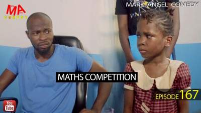 Comedy Skit: Mark Angel Comedy - Episode 167 (Maths Competition)