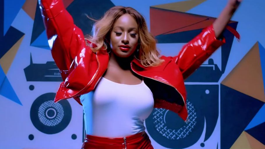 Masterkraft & DJ Cuppy - Charged Up