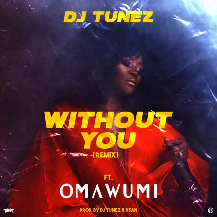 DJ Tunez - Without You (Remix) (feat. Omawumi)