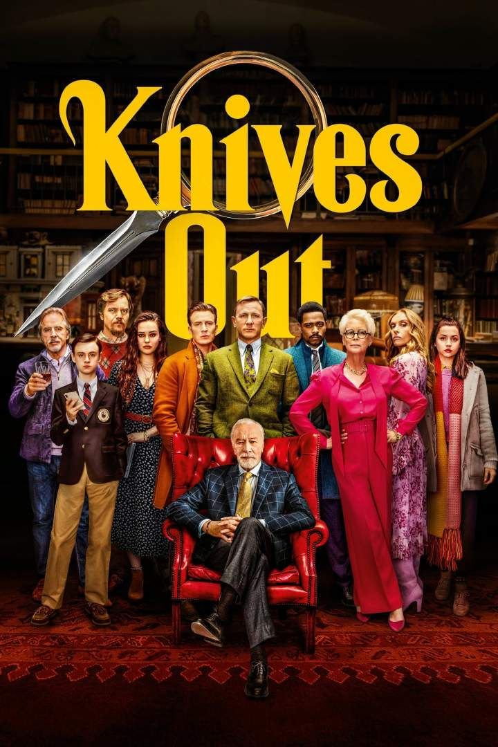 Knives Out (2019) [DVDScr]